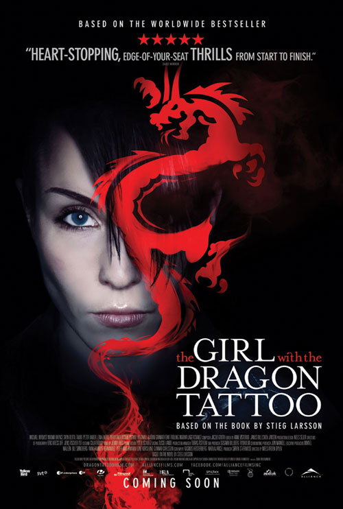 The girl with the dragon tattoo 2009 review one guy for Girl with dragon tattoo
