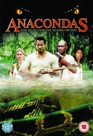 B Movie Haiku Reviews – Snake edition: Hisss / Anacondas ...  Anaconda