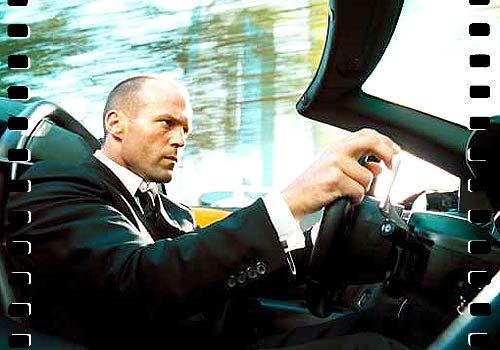 Jason Statham Audi