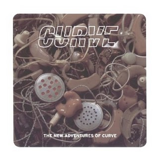 Curve - Cuckoo Four Track Album Sampler