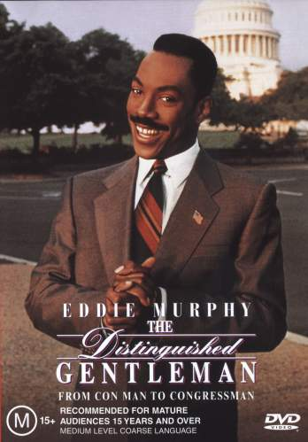 the distinguished gentleman movie The distinguished gentleman (1992) in the conniving world of politics, even a professional shyster like thomas jefferson johnson (eddie murphy) can find himself outmatched.