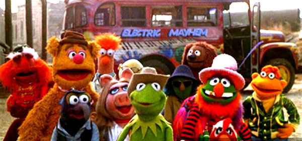 The muppets movie 2011 soundtrack list / Gang related