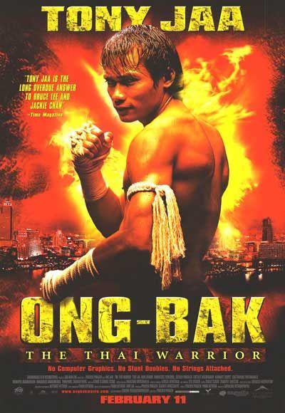 Ong bak review one guy rambling