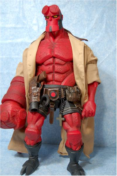Hellboy Action Figure: The Good, The (Not) Bad & The Ugly