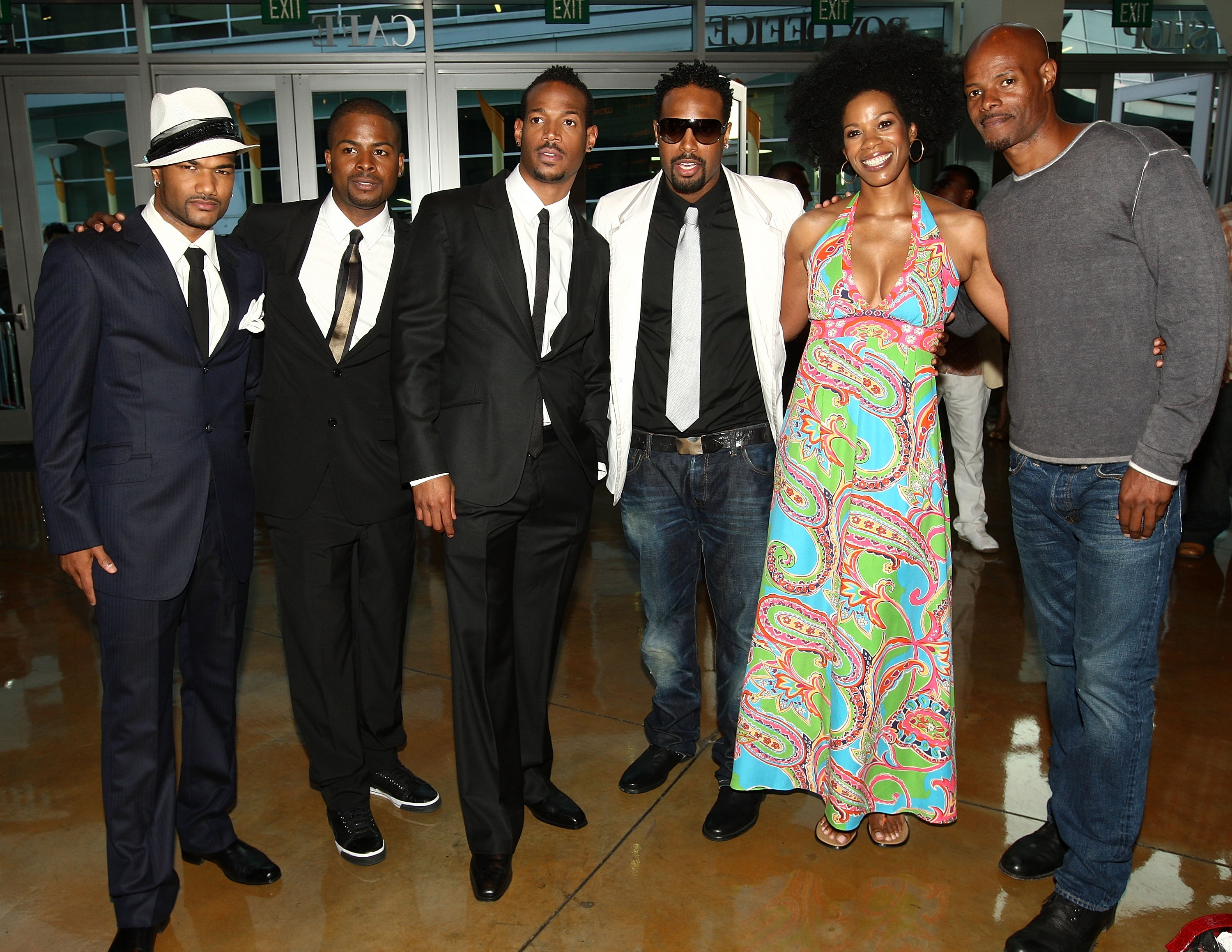 the gallery for gt the wayans brothers family