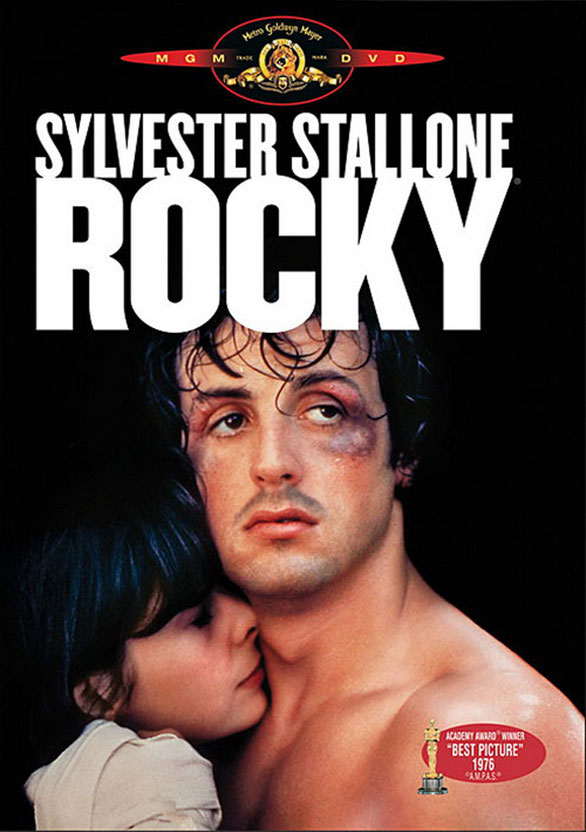 Rocky is that ever...