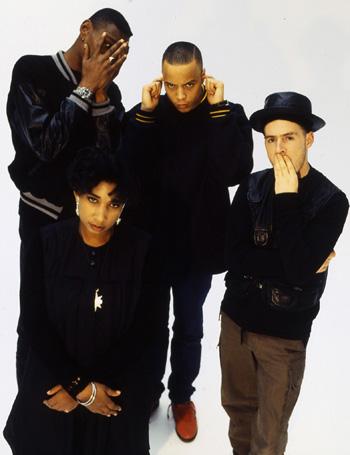 Massive Attack circa 1991