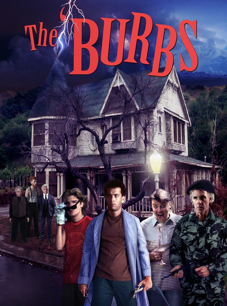 Image result for The Burbs (1989)