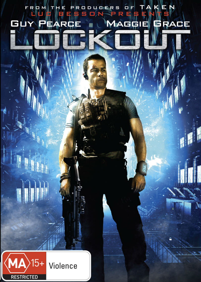 Lockout (Review) | One Guy Rambling