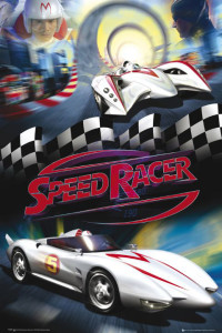 Speed Racer movie poster onesheet