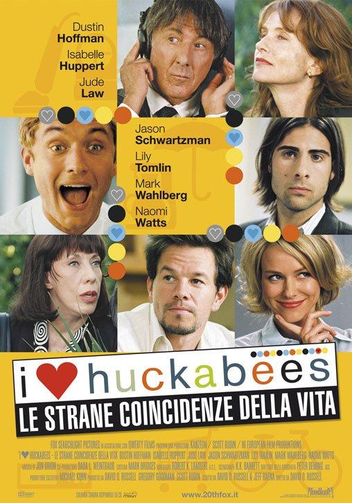 I heart huckabees movie