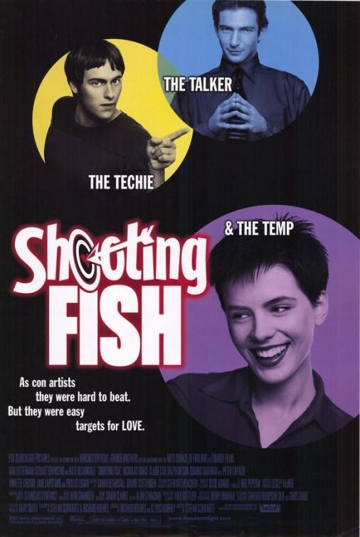 Shooting Fish Shooting Fish Review One Guy Rambling