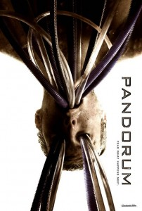 Pandorum means Space-Crazy. Dunno where they get that idea?